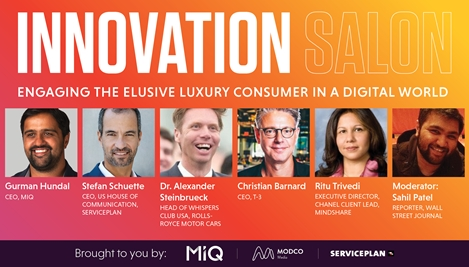 The Speakers of the Innovation Salon NYC